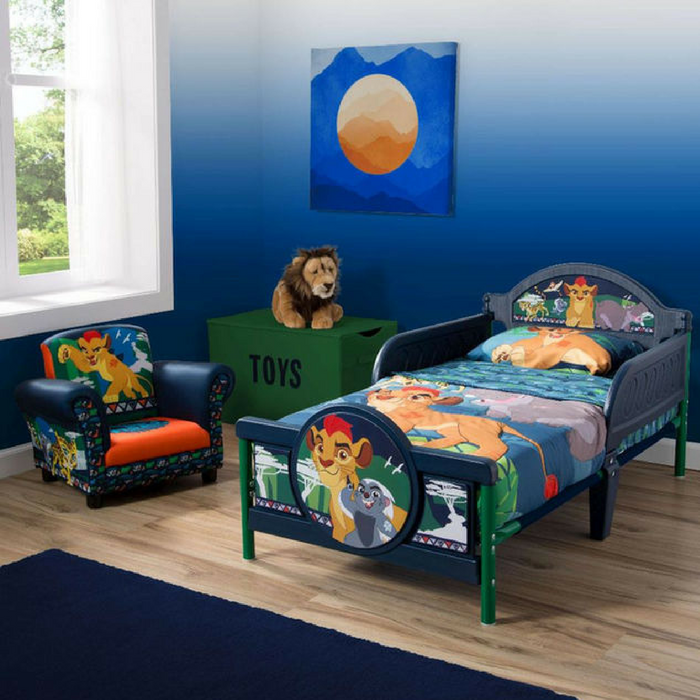 The Lion Guard Bed Just $29.99! Down From $60! PLUS FREE Shipping!