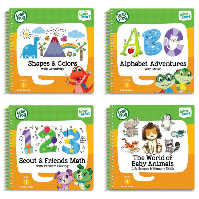 LeapFrog 4-In-1 Activity Book Just $30.88! Down From $52! PLUS FREE Shipping!