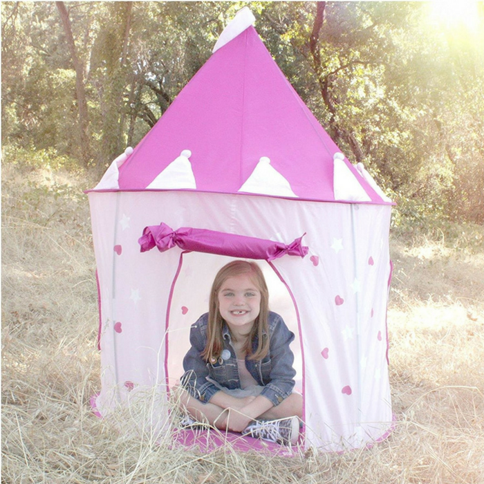 Play Tent Princess Castle Just $16.39! Down From $40!