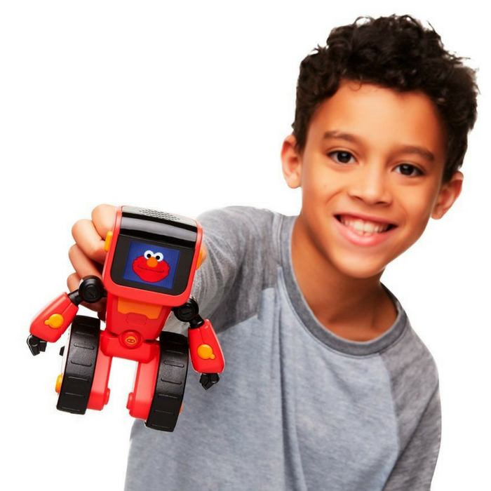 Elmoji Robot Toy Just $28.96! Down From $60! PLUS FREE Shipping!