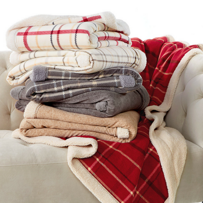 Martha Stewart Reversible Throw Just $17.99! Down From $60!