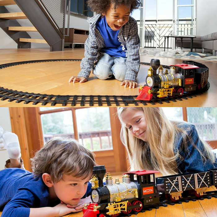 Christmas Train Set Just $31.24! Down From $70! PLUS FREE Shipping!