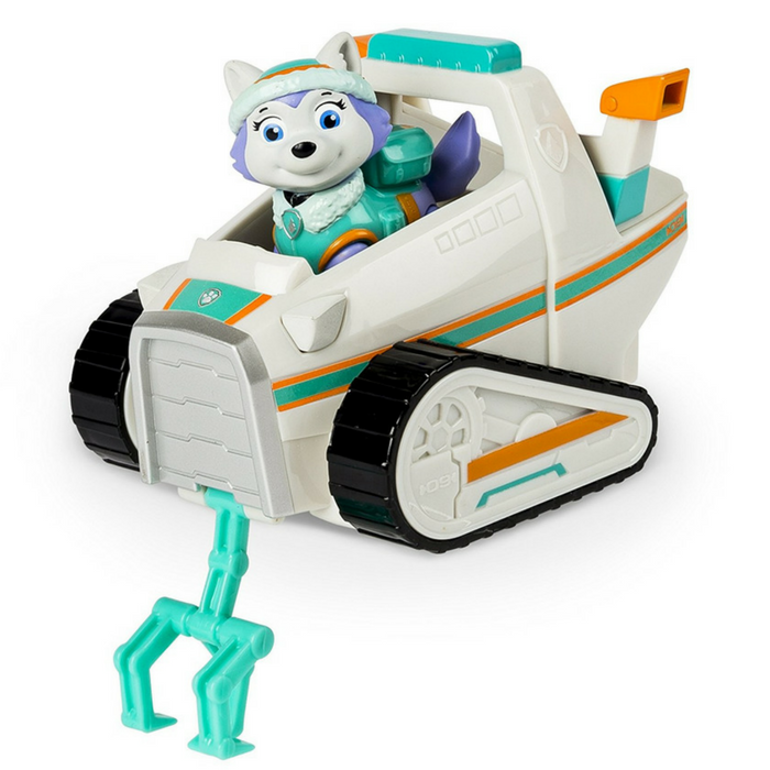 Paw Patrol Everest's Rescue Snowmobile Just $21.93! Down From $50!