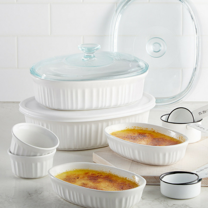 Corningware 10-Piece Bakeware Set Just $34.99! Down From $80!