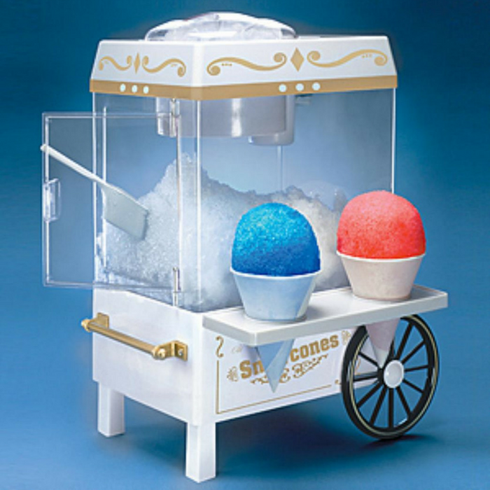 Nostalgia Snow Cone Maker Just $28.50! Down From $50! PLUS FREE Shipping!