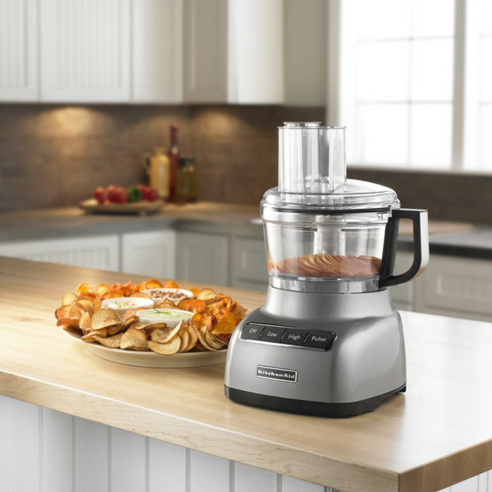KitchenAid 7-Cup Food Processor Just $73.42! Down From $130! PLUS FREE Shipping!
