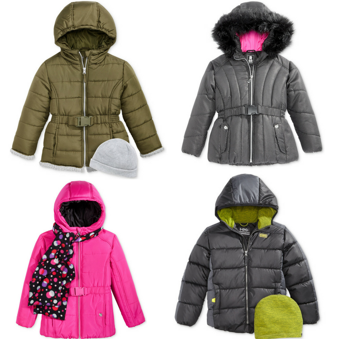 Kids' Puffer Jackets Just $17.99! Down From $75!