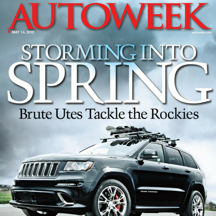 FREE Autoweek Magazine Subscription!