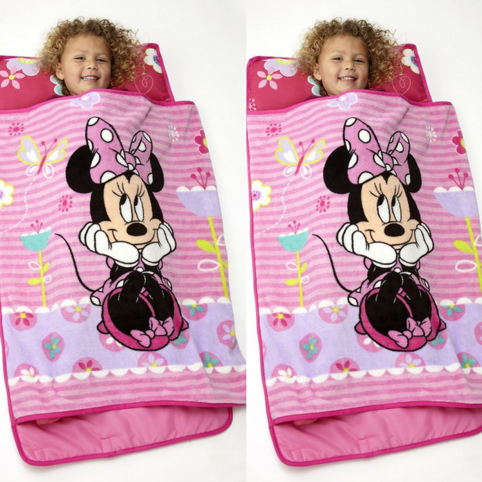 Minnie Mouse Nap Mat Just $18.99! Down From $59!