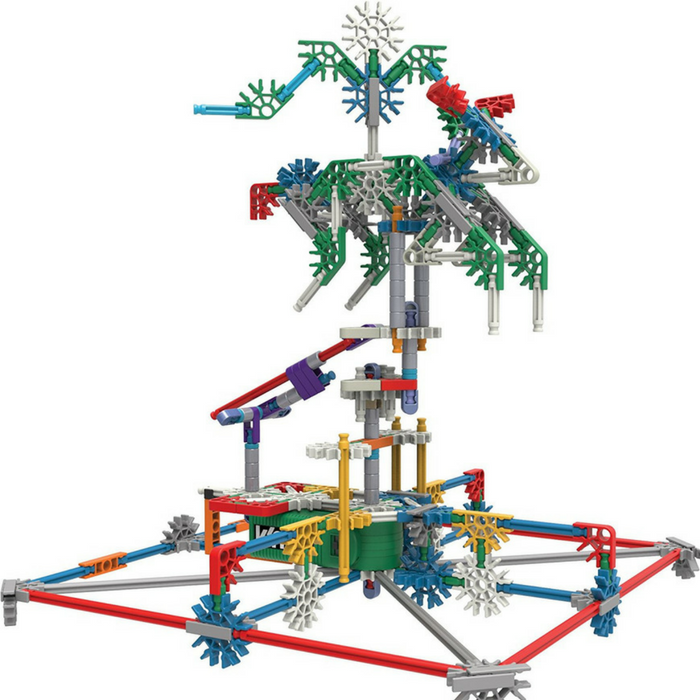 K'Nex Motorized 529-Piece Building Set Just $22.95! Down From $60!