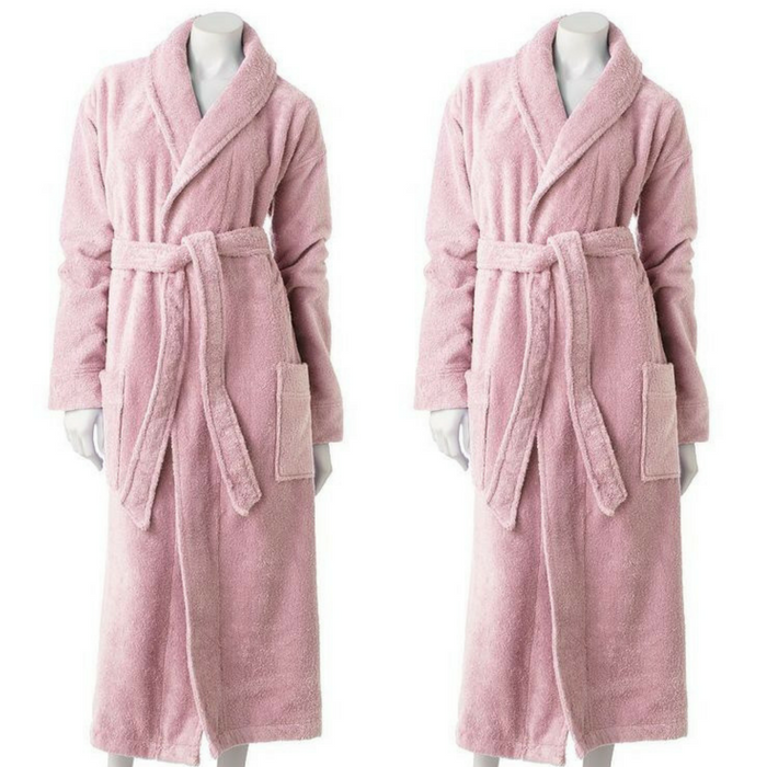 Women's Turkish Cotton Robe Just $22.49! Down From $70!