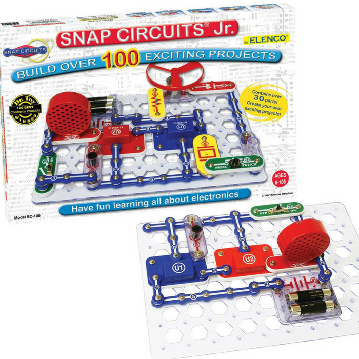 Electronics Discovery Kit Just $17.50! Down From $35!