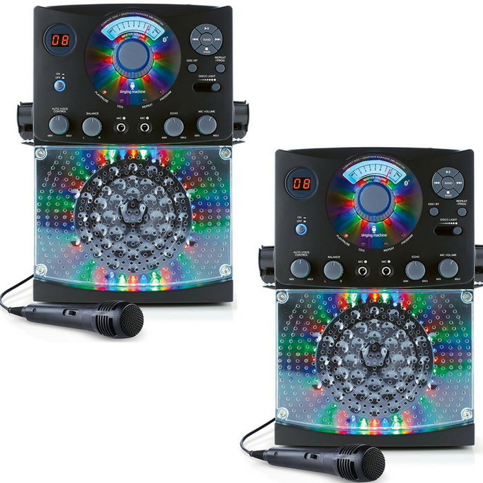 Singing Machine Bluetooth Karaoke System Just $34.99! Down From $70! PLUS FREE Shipping!