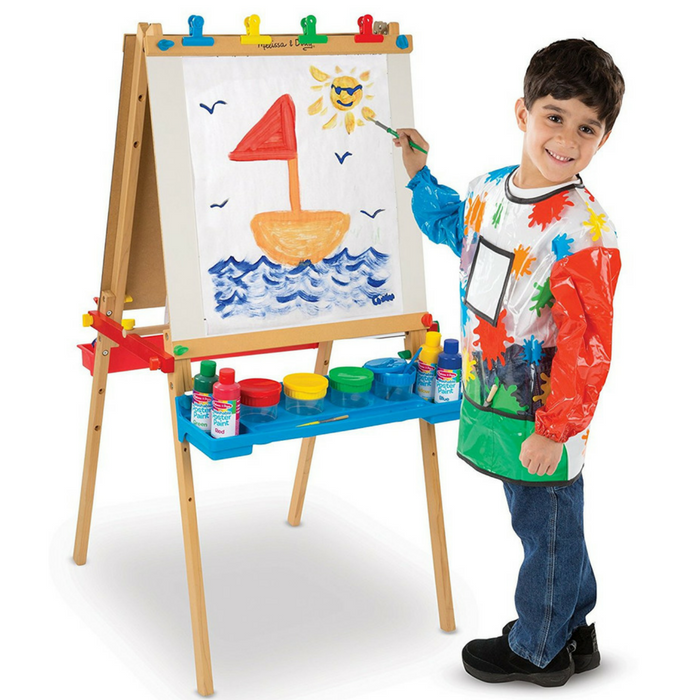 Melissa & Doug Deluxe Standing Easel Just $51.99! Down From $80! PLUS FREE Shipping!