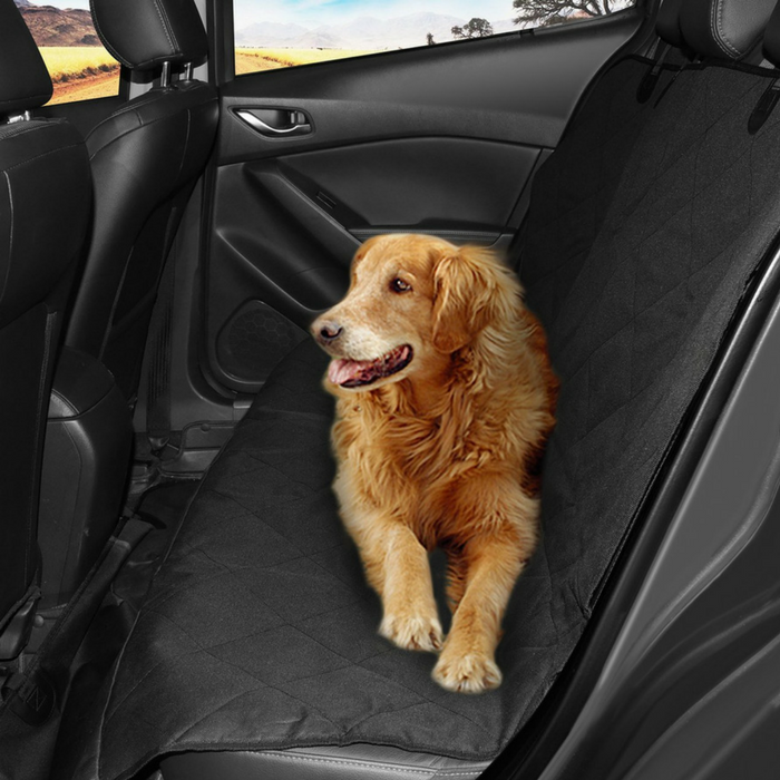 Mpow Dog Car Seat Cover Just $17.99! Down From $46!