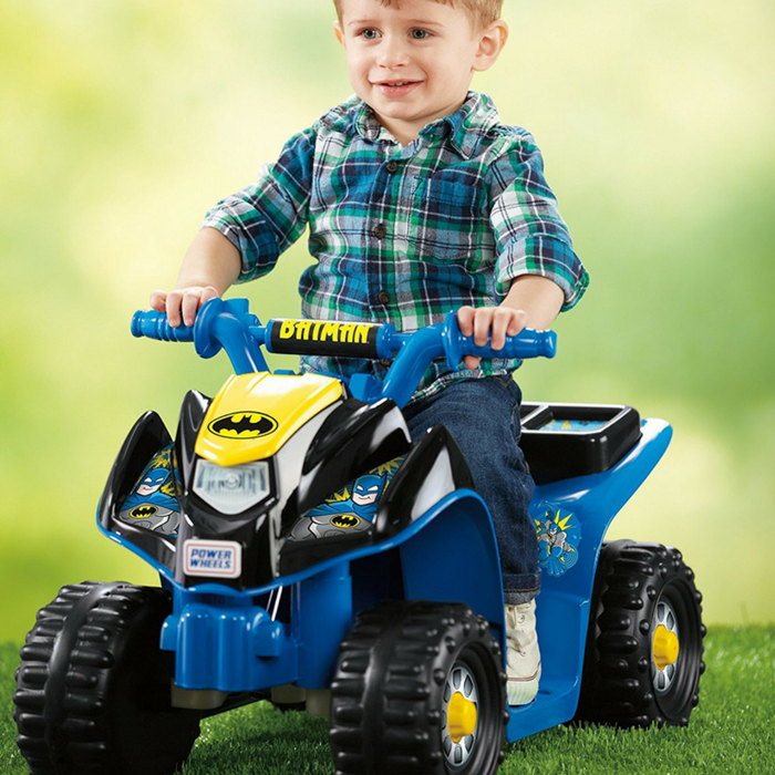 Fisher-Price Batman Lil' Quad Just $56.10! Down From $95! PLUS FREE Shipping!