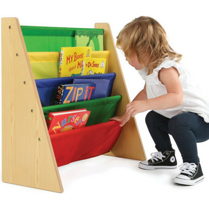 Tot Tutors Book Rack Just $28.89! Down From $50! PLUS FREE Shipping!