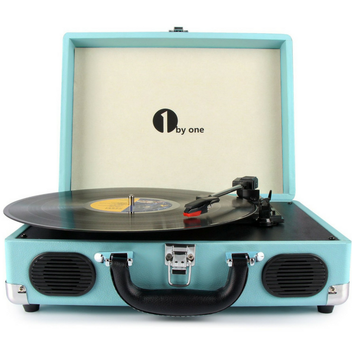 Portable Stereo Turntable Just $39.68! Down From $63! PLUS FREE Shipping!