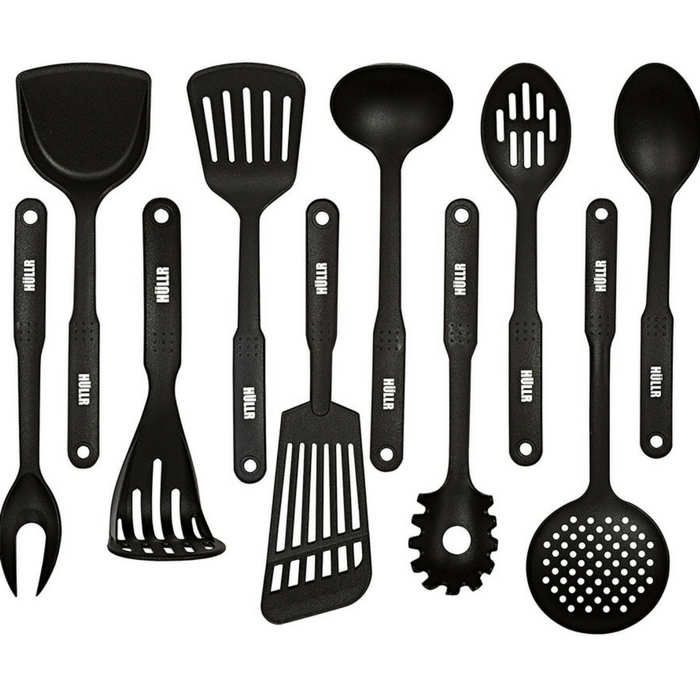 10-Piece Cooking Tool Set Just $13.99! Down From $35!