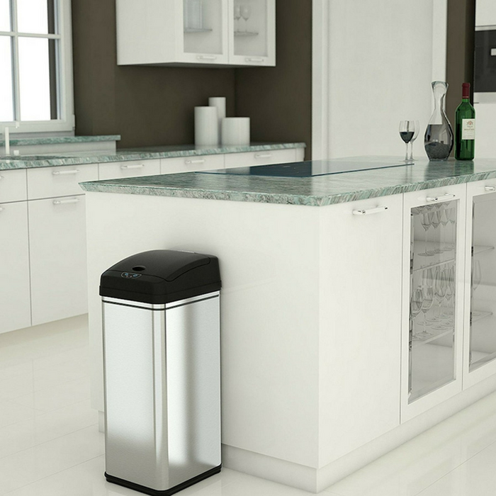 Touchless Trash Can Just $57.99! Down From $99! PLUS FREE Shipping!