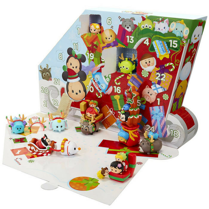 Tsum Tsum Christmas Advent Calendar Just $39.99! Down From $70! PLUS FREE Shipping!