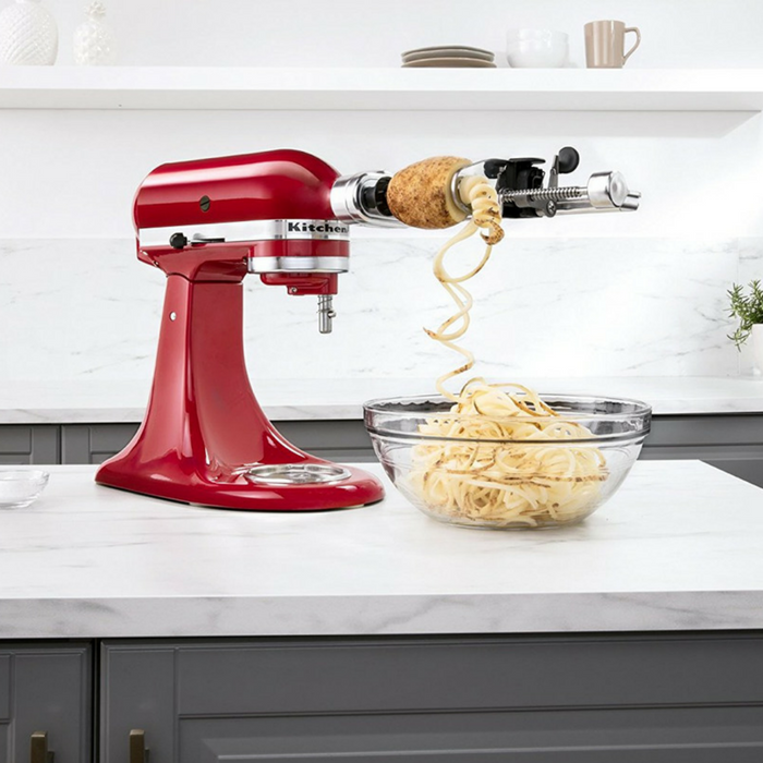 KitchenAid Spiralizer Just $79.96! Down From $130! PLUS FREE Shipping!