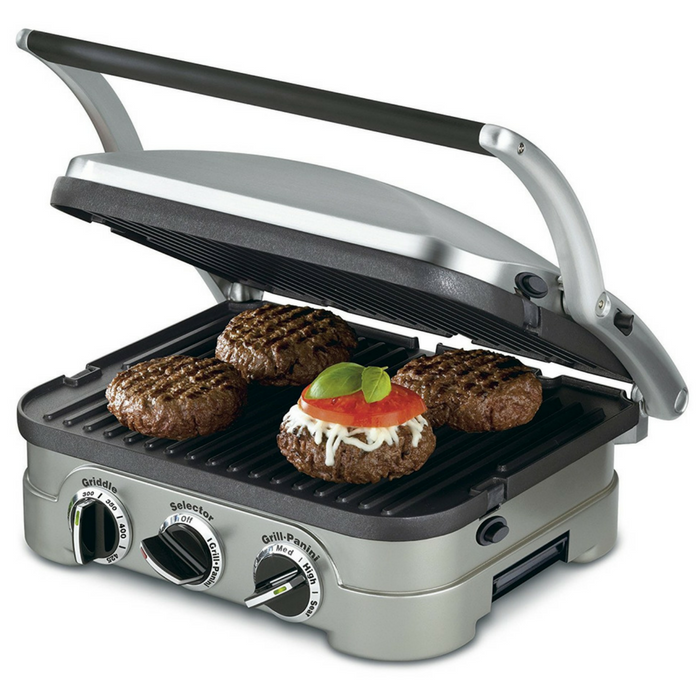 Cuisinart 5-In-1 Griddler Just $44.99! Down From $185! PLUS FREE Shipping!