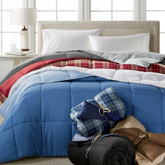 Down Alternative Comforters Just $39.99! Down From $120!
