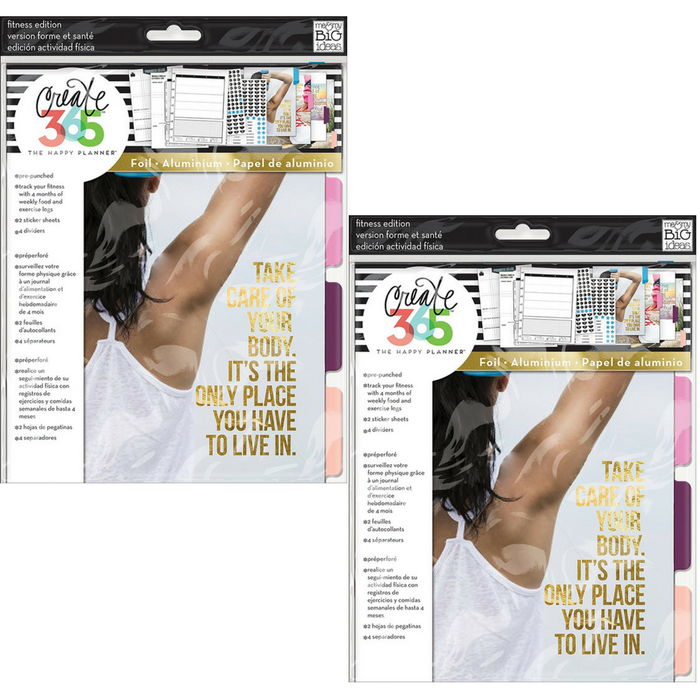 Fitness Planner Extension Just $8.82! Down From $24!