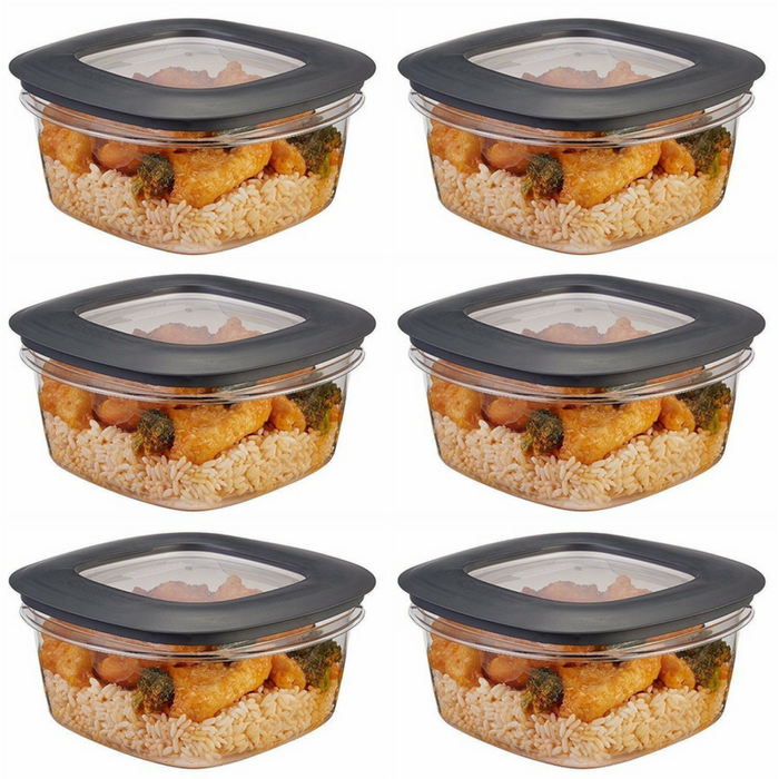 Rubbermaid Food Container 3-Pack Just $23.99! Down From $52!