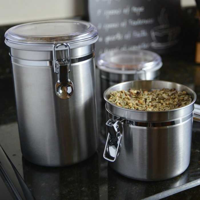 Airtight Canister 4-Piece Set Just $17.53! Down From $39!