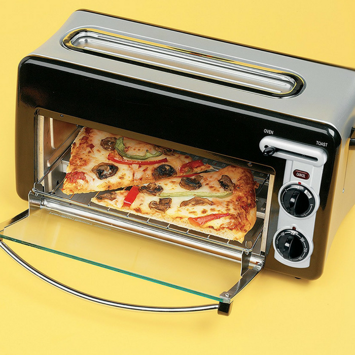 Hamilton Beach Oven Toaster Just $29.63! Down From $60! PLUS FREE Shipping!