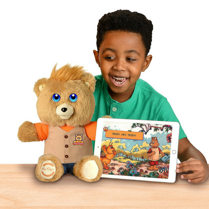Teddy Ruxpin Just $45! Down From $145! PLUS FREE Shipping!