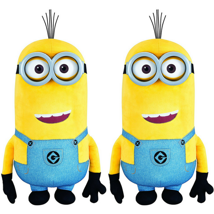 Jumbo Plush Minion Toy Just $12.40! Down From $50!