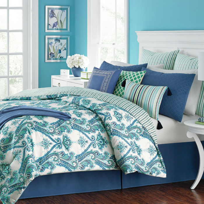 10-Piece Comforter Sets Just $71.97! Down From $360! PLUS FREE Shipping!