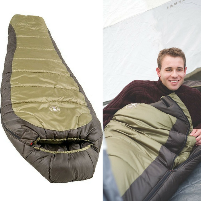 Coleman Sleeping Bag Just $35.71! Down From $67! PLUS FREE Shipping!