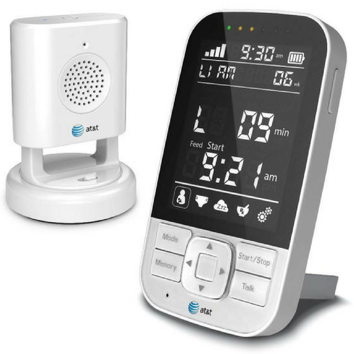 AT&T Audio Monitor & Data Tracker