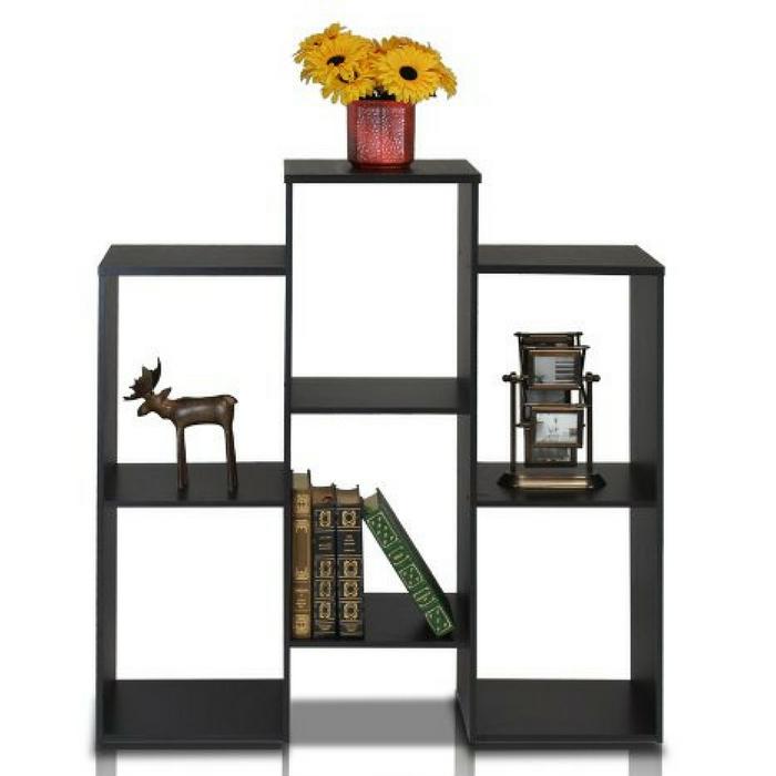 Furinno 6-Cube Bookcase