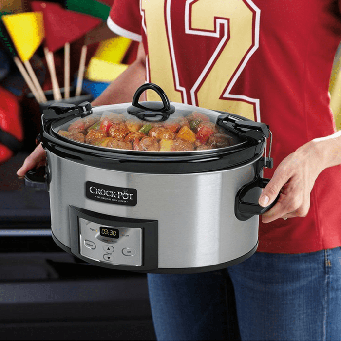 Crock-Pot 6-Quart Slow Cooker Just $35.50! Down From $60! PLUS FREE Shipping!