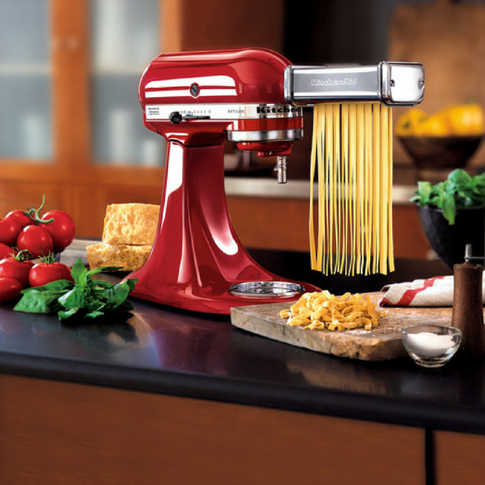 KitchenAid 3-Piece Pasta Roller Just $109.99! Down From $250! PLUS FREE Shipping!