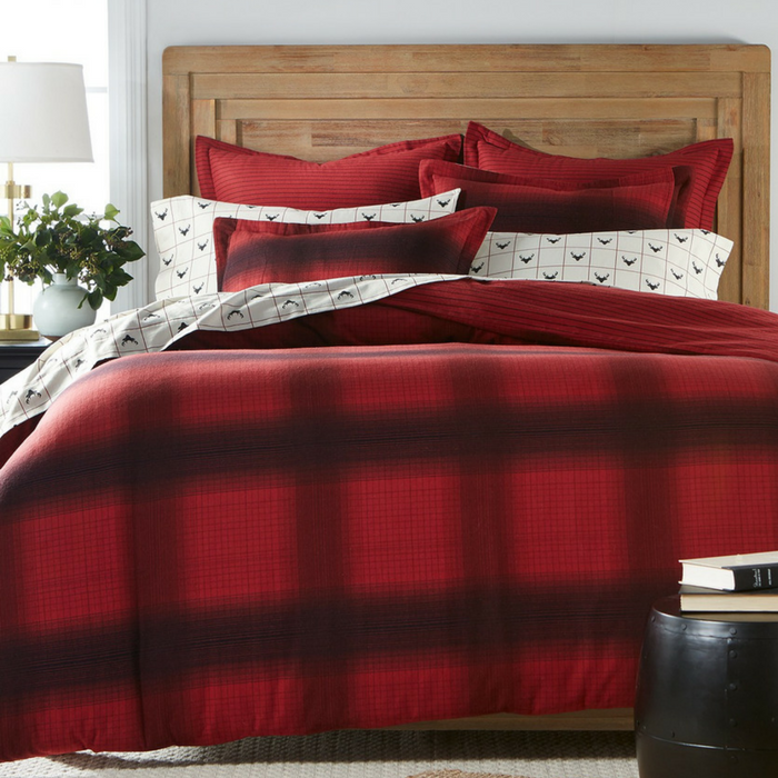 Martha Stewart Reversible Duvet Cover Just $25.49! Down From $100!