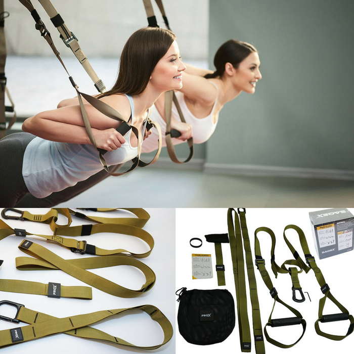 Bodyweight Resistance Straps Just $64.95! Down From $109! PLUS FREE Shipping!