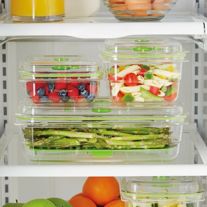 FoodSaver 4-Piece Container Set Just $32! Down From $60! PLUS FREE Shipping!