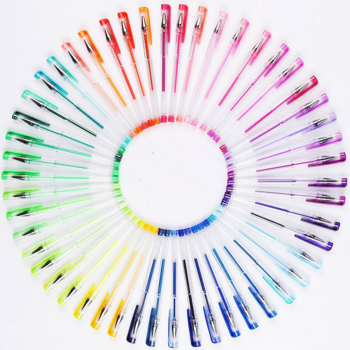 Gel Pens 108-Count Just $13.99! Down From $50!