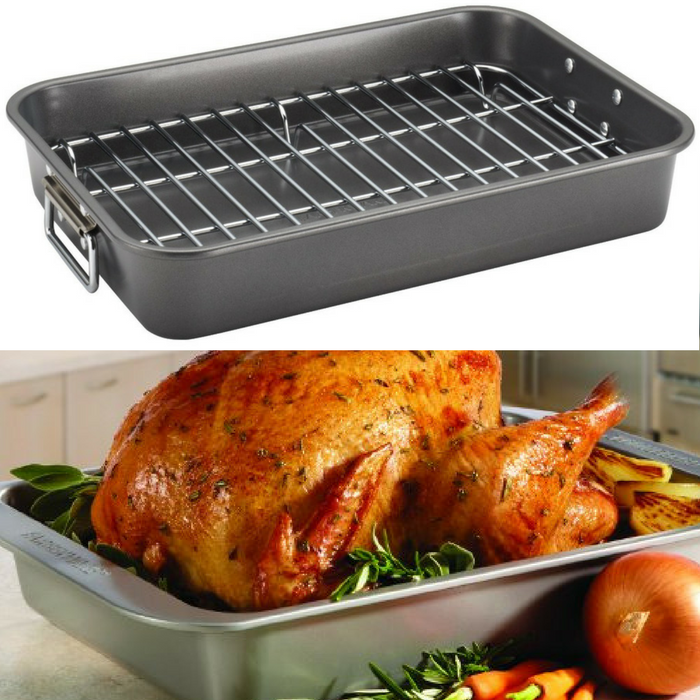 Farberware Roaster With Rack Just $14.93! Down From $50!