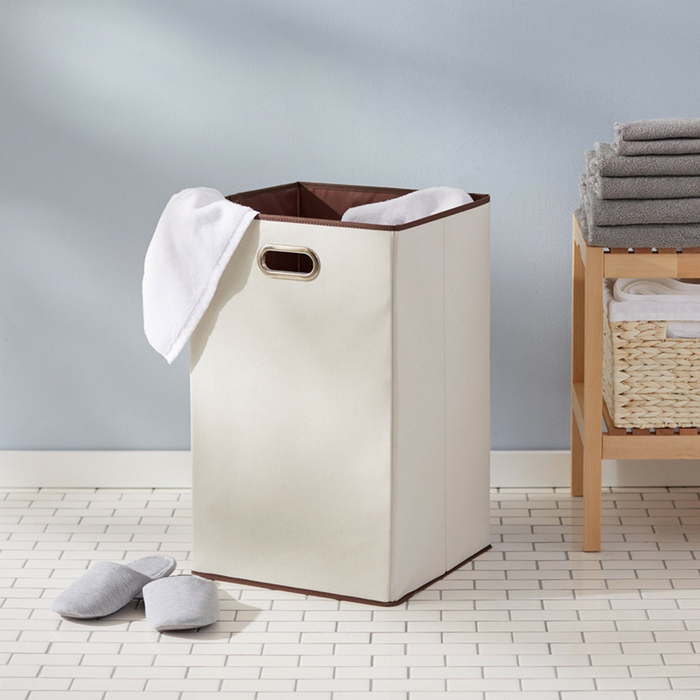 Foldable Laundry Hamper Just $9.08! Down From $18!