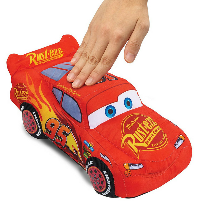 Cars 3 Talking Plush Toy Just $5.36! Down From $20!
