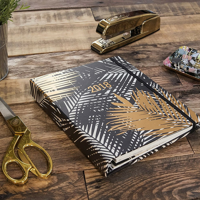 2018 Notebook Planner Just $12.99! Down From $30!