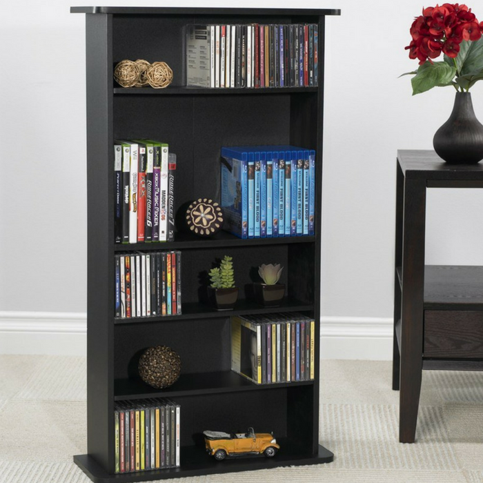 Media Storage Cabinet Just $29.99! Down From $50! PLUS FREE Shipping!