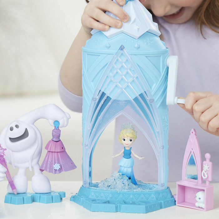 Elsa's Magical Snow Maker Just $8.35! Down From $30!